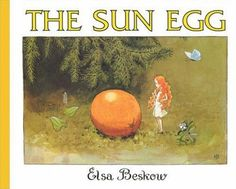 The sun egg - Elsa Beskow large edition