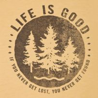 If you never get lost, you never get found. Enjoy the great outdoors. PlayCleanGo and protect our natural resources. www.playcleango.org
