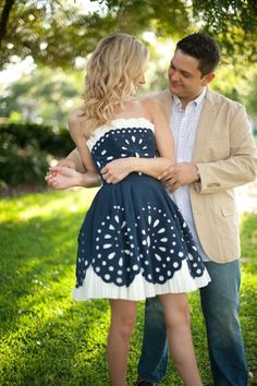 Love both of their outfits, especially that dress! http://media-cache9.pinterest.com/upload/99853316708138057_cJlBXnF9_f.jpg atothep fashion hair