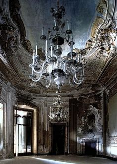 abandoned places | Abandoned places | sad but rather lovely!