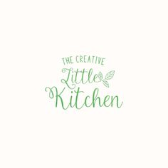 The Creative Little Kitchen needs a CREATIVE WIZ to bring this business to life! by SpoonLancer