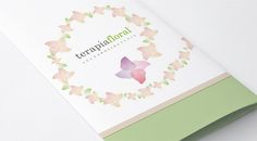 Terapia Floral on Behance