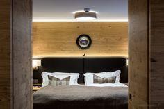 Sleeping room, suite, The Capra Hotel, Saas-Fee Switzerland