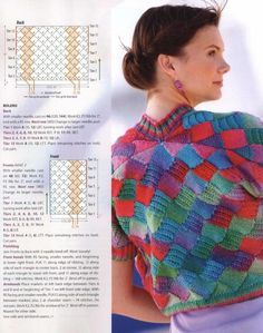 Knitting Magazine, The Borrowers, Plaid Scarf, Knit Crochet, Archive, Internet, Detail, Patterns, Free
