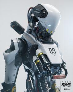 She said I'm a robot