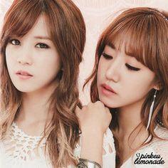 Cho Rong & Nam Joo  (A-Pink)