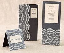 Elegantes tarjetas artesanales