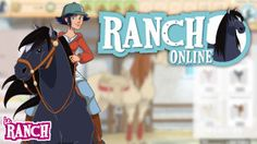 Le Ranch online Le Ranch, Terra, Animation, Horses, Cartoon, Children, Display, Backgrounds, Horse Games