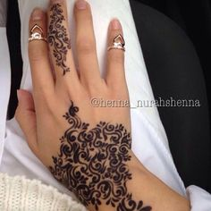 henna_nurahshenna (Western Arabian Henna (حنه)) - Instagram Photo Feed on the Web - Gramfeed