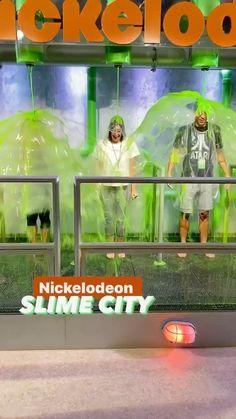 Nickelodeon Slime City Experience : nickelodeon, slime, experience, TAYstyTravels, (taystytravels), Profile, Pinterest