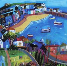 St Ives By Terry Harrison 1000 Piece Jigsaw Puzzle
