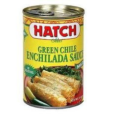 Hatch Farms Mild Green Chile Enchilada (12x15 Oz)