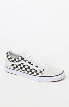 13d6c87a41b42a Vans Checkerboard Old Skool Shoes