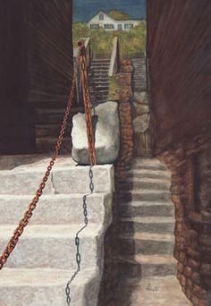 Margaret Pasolli - watercolor