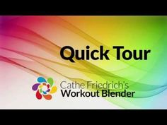 Our Workout Blender technology puts you in charge of your workouts and makes it possible for you to create unlimited custom workouts from any of Cathe's OnDe. Tv Set Up, Cathe Friedrich, Dont Forget Me, Blender Tutorial, Low Impact Workout, Workout Videos, Workouts, All The Way Down, Feeling Overwhelmed