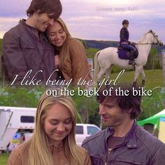 4x01 Heartland Season 4, Amy And Ty Heartland, Dr Quinn, Ty And Amy, Favorite Tv Shows, My Favorite Things, Graham Wardle, Cute N Country, Amber Marshall
