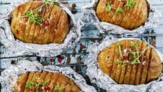 Baked Potato, Food And Drink, Potatoes, Beef, Baking, Ethnic Recipes, Meat, Bread Making, Patisserie