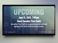 church for digital signage   religious design   pinterest   digital, Xlab Template Presentation, Presentation templates