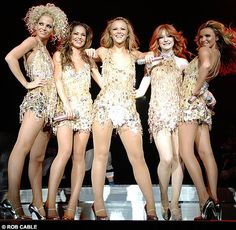 Girls Aloud.