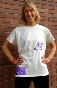 Silver Fox Organic Cotton T-Shirt