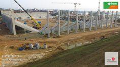 Stadion Webcam am 04.09. um 8:15