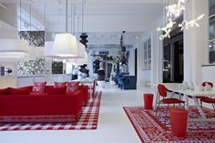 The Moooi Gallery in Amsterdam