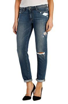 Paige Denim 'Jimmy Jimmy Skinny' Boyfriend Jeans