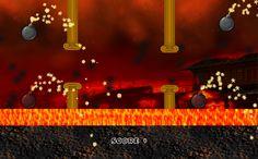 Inferno Flappy- screenshot thumbnail