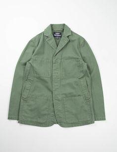 Lybro Army 6 Pocket Work Jacket