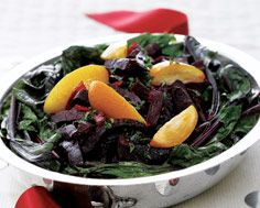 Beets with Marmalade Butter