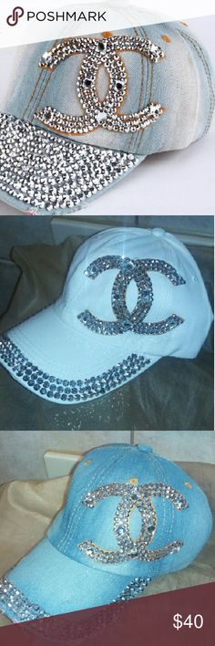 Cool Hats Great Bedazzled out hats Accessories Hats