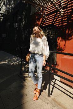 Net-A-Porter X Chloe in New York | Fashion Me Now