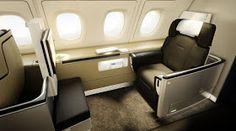 World's Best First Class cabins is Lufthansa