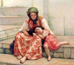 Charles LANDELLE www.judaicalgeria.com500 × 441Buscar por imagen charles-landelle-jeune-fille-au-luth-1.jpg  Friedrich Ritter Von Amerling 1803-1887 - Buscar con Google