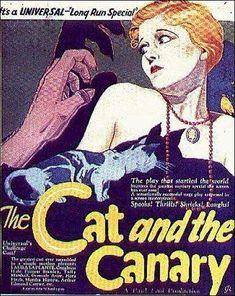Cat and the Canary