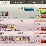 MEGACube Layout - Maximum DE Protection for TH8   Clash of Clans Land Archer Queen, Clan Castle, Barbarian King, Clash Of Clans, Are You The One, Layout, Page Layout