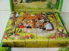 Retro játék kirakós Poland Travel, Pink Zebra, Old Toys, Hungary, Vintage Toys, Childhood Memories, Decorative Boxes, Gift Wrapping, Culture