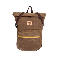Color: Field Tan Product Type: Roll-top backpack Weight: 900 g Carries: Max. 5-7Kg Dimensions: 38 (30 cm) x 60 (43 cm) x 9 cm width on top (on bott...