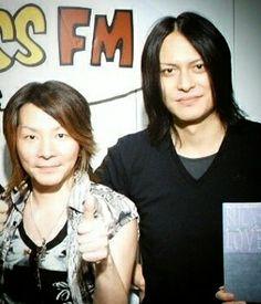 Yutaka Higuchi and Atsushi Sakurai. Buck-Tick