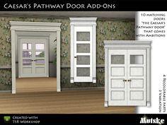 mutske's Caesars Pathway Doors Add-ons