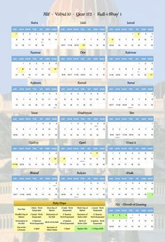 Academic Calendars  As Free Printable Pdf Templates