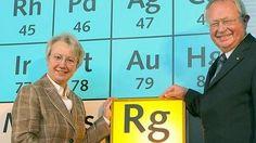 Nuevo elemento de la Tabla Periódica: Roentgenium