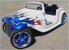 Carros feitos sob encomenda legal Califórnia Roadster