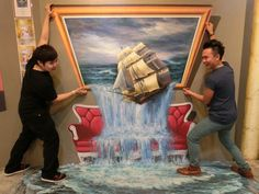 Recently, across Southeast Asia, a chain of optical illusion museums has quietly opened up. They're called Trick Eye Museums, and they are a...