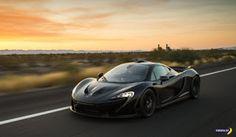 Мир авто.: Суперкар McLaren P15.