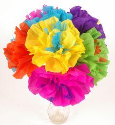 "Cinco de Mayo Decorations Chayo's Flowers (5.5"") Image"