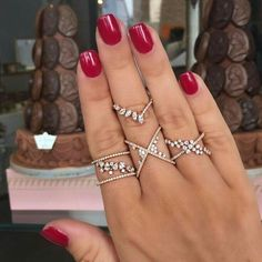 These are some beautiful rings