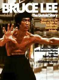 Bruce Lee the Untold Story Illustrated family album photos Collectors Issue 1980 Vintage Magazine DanPickedMinerals Martial Arts Movies, Martial Artists, Bruce Lee Books, Green Hornet, Best Self Defense, Family Illustration, Action Film, Family Album, Movie Stars