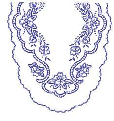 UBRUSY | Ubrus 90x50cm K | Ubrus K 157 | Předtisky na vyšívání - Olga Synková Helga