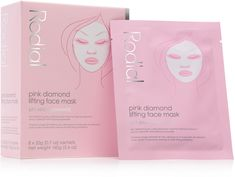 Rodial Online Only Pink Diamond Lifting Face Mask